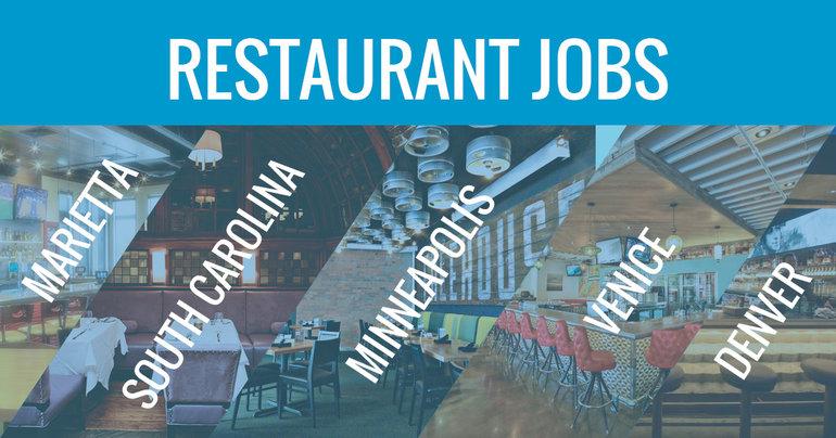 Blog Restaurant Jobs August 2016 Banner V2 1200X630