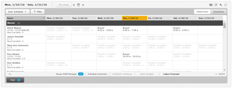 New Scheduler   Image 1  2