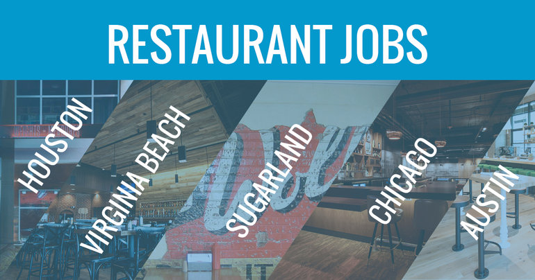 Blog Restaurant Jobs Banner FINAL