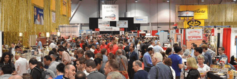 Pizza Expo Floor