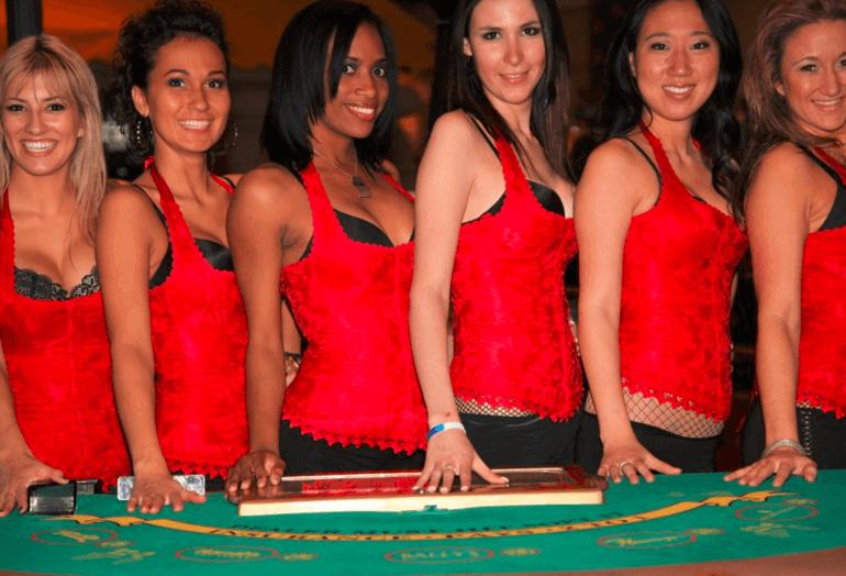 Casino Job Center Employees