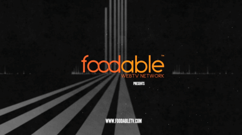 Foodabletv screen