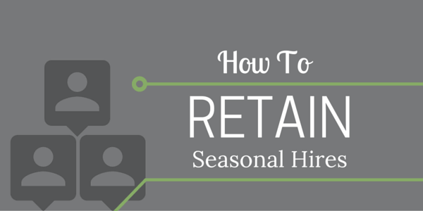 Blog How to Retain Seasonal Restaurant Employees