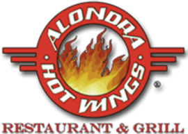 logo Alondra Hot wings