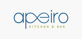 logo apeiro kitchen & bar