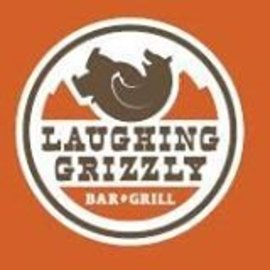 logo Laughing Grizzly Bar   Grill