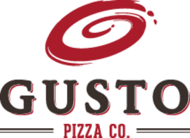 logo Gusto Pizza Co