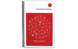Manager s Red Book With Outerglow