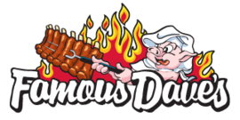 logo Famous Daves