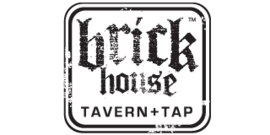 logo Brick House BW