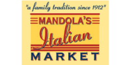 logo Mandolas Italian