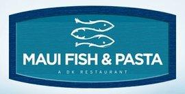 logo Maui Fish   Pasta