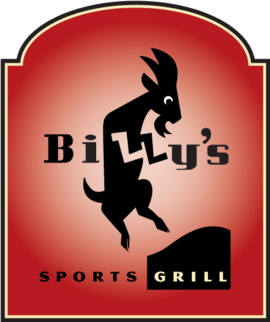 logo Billys Sports Grill