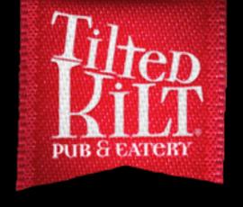 logo Tilted Kilt Pub   Eatery
