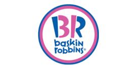 logo baskin robbins circle